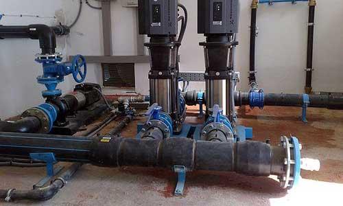 asistencia de maquinaria comunidades de vecinos velez malaga