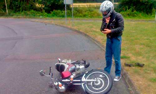 servicio de asistencia de motos en carretera
